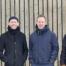 F.v. Torbjørn Selmer, Anders Lunde, Jarle Larsen Strandskogen, David Hasseløy